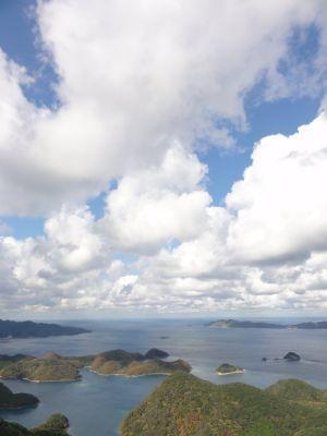 浅茅湾の景観