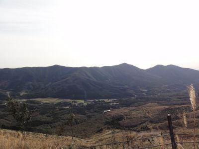 矢立山登山口