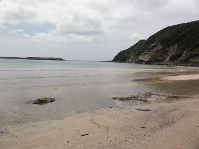 阿連の白浜