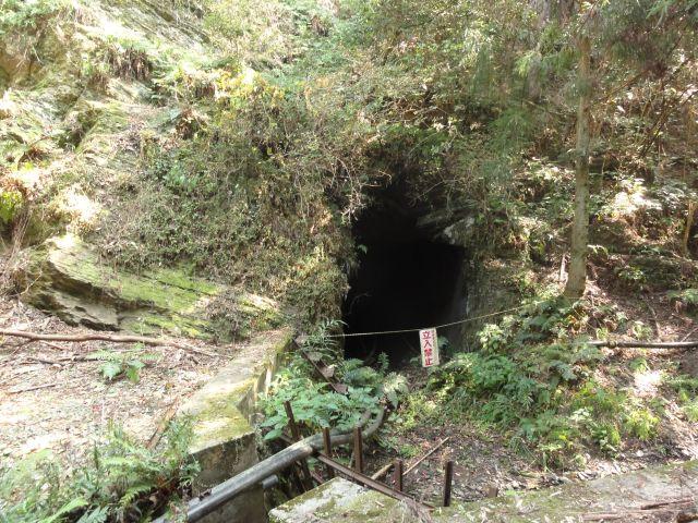 樫根の古代坑
