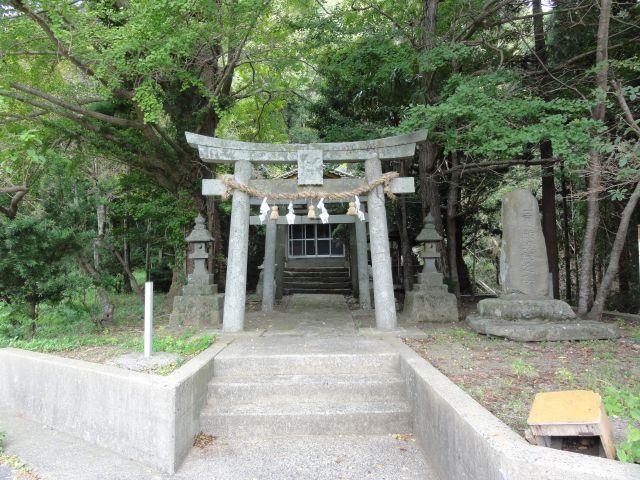 那須加美乃金子神社