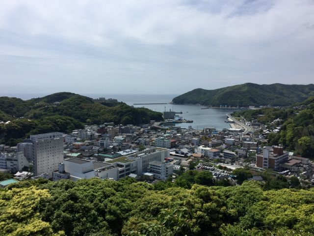 清水山城(三の丸)