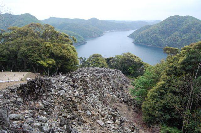 城山から黒瀬