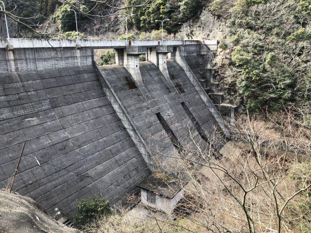 仁田ダム1