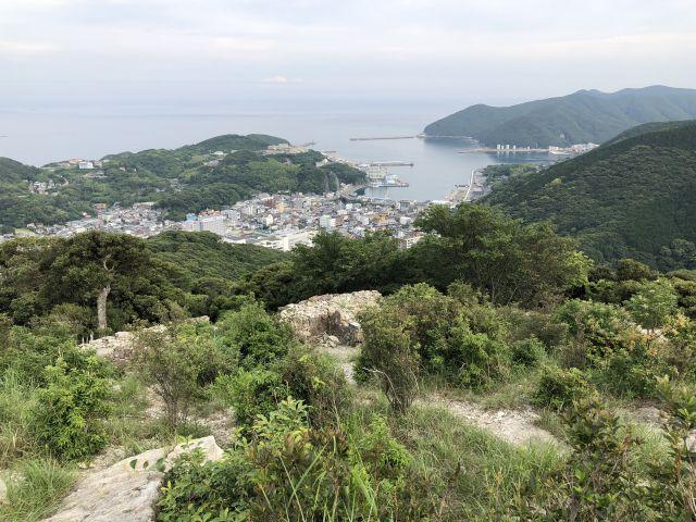 清水山山頂