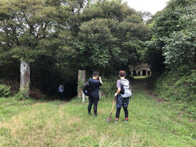 姫神山砲台4