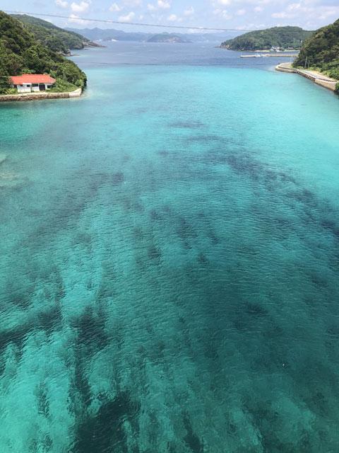 赤島の海1