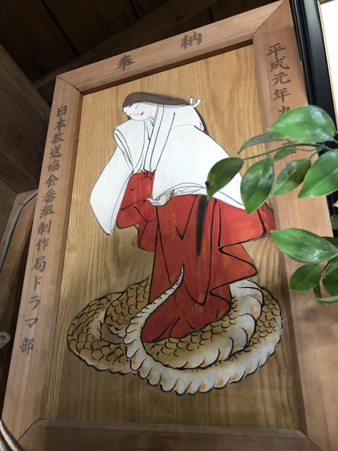対馬楽・神社3