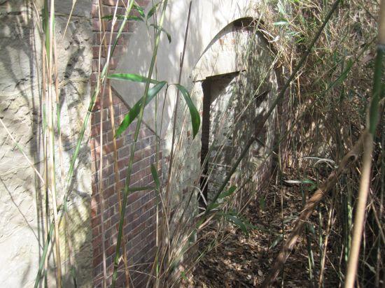 芋崎砲台への道17