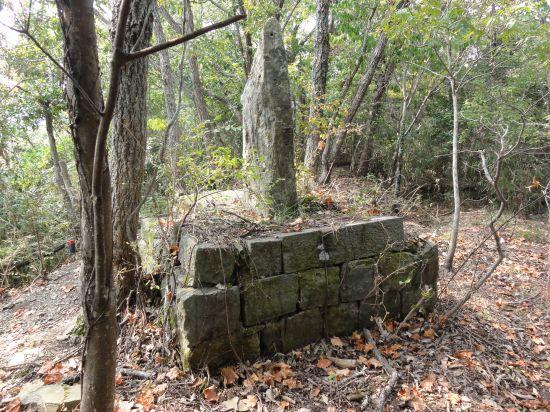 芋崎砲台への道24